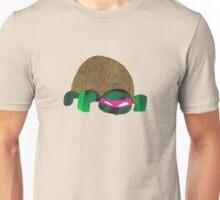 Turtle Undercover: Donatello Unisex T-Shirt