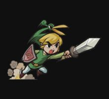 Link with sword One Piece - Short Sleeve