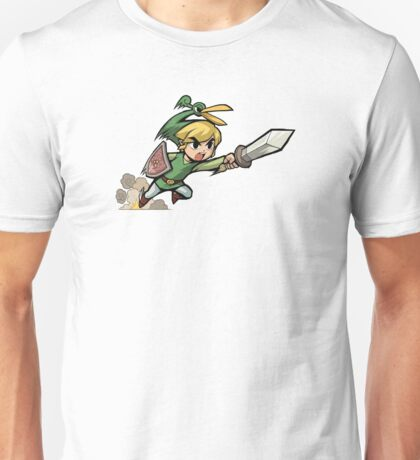 Link with sword Unisex T-Shirt