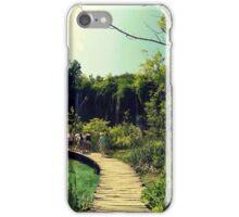 Croatia Park iPhone Case/Skin