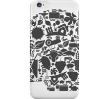 Head agriculture iPhone Case/Skin