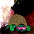 Turtle Undercover: Donatello by Kitty Rispens