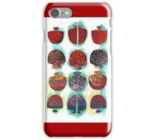 Multifaceted No.1 (Light, Time & Facade Series) iPhone Case/Skin