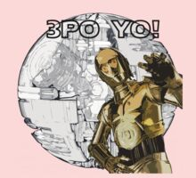 Star Wars - 3PO YO! Kids Clothes