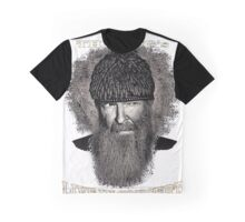 Billy Gibbons and the BFGs Perfectamundo Tour 3 Graphic T-Shirt