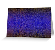 complexcity Greeting Card