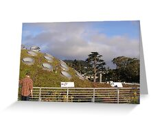 Spotted Hill Greeting Card