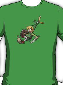 Link Cap T-Shirt