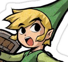 Link Cap Sticker
