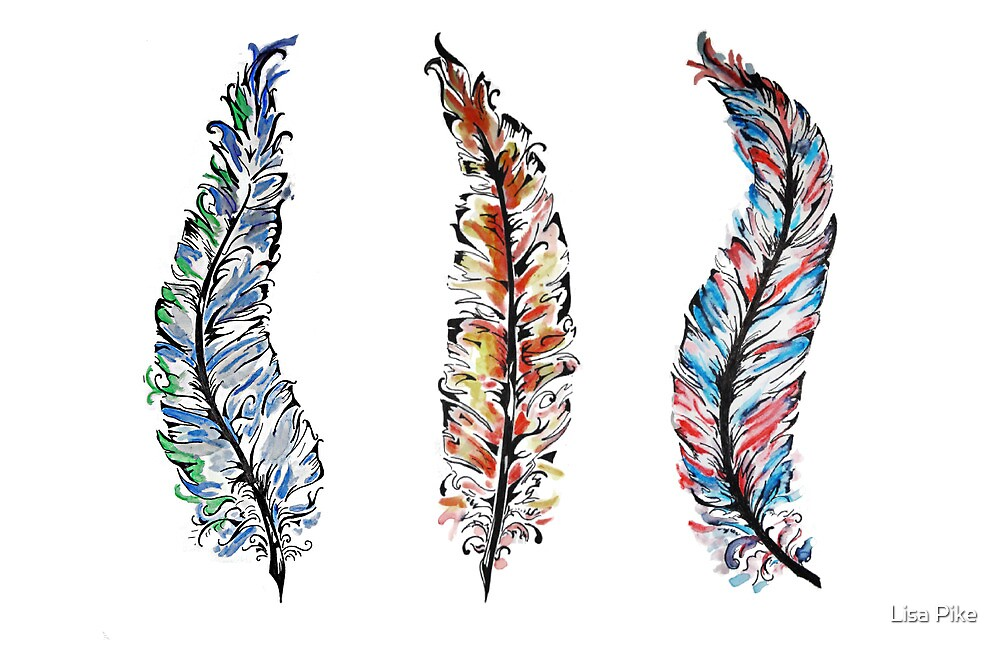 Birds Of A Feather by Lisa Pike