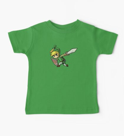 Link with sword Baby Tee