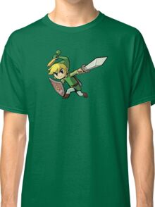 Link with sword Classic T-Shirt