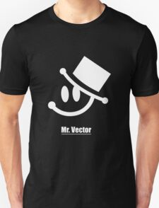Mr. Vector black T-Shirt