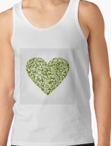 Heart the industry Tank Top