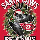 santa caws by redboy