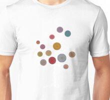13 Mandala White Tree Unisex T-Shirt