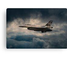 F16 Tiger Canvas Print