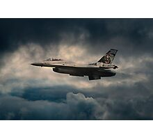 F16 Tiger Photographic Print