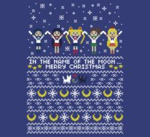 In the name of the moon.. Merry Xmas! by emmybiscuit