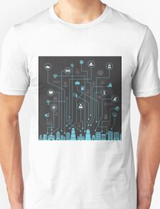 Industry a city T-Shirt