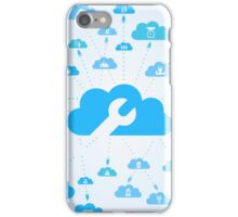 Industry a cloud iPhone Case/Skin