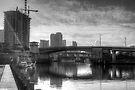 Bridges over the Miami River by njordphoto