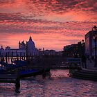 Venetian Sunset by Amos Zhang