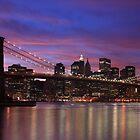 Brooklyn Bridge by Amos Zhang