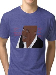Ainsley Harriott - Spicy Meat Tri-blend T-Shirt