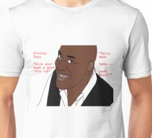 Ainsley Harriott - Spicy Meat Unisex T-Shirt