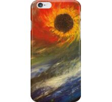 A flower of beauty and compassion iPhone Case/Skin
