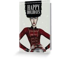 Happy Holidays- Card Greeting Card