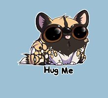 Hug me African Wild Dog  Unisex T-Shirt