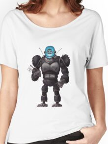 Megamind Women's Relaxed Fit T-Shirt