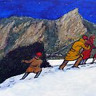 Boulder Christmas by Tom Roderick