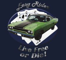 Plymouth Roadrunner Easy Rider Kids Clothes