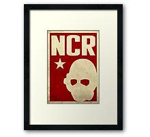 New California Republic Ranger Framed Print