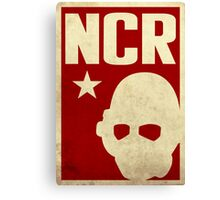 New California Republic Ranger Canvas Print