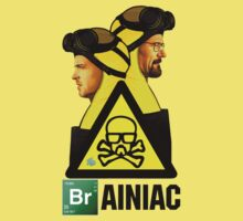 Breaking Bad BRAINIAC EDITION by SteliosPap92
