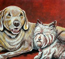 Sammy and Belle by Susan Bergstrom