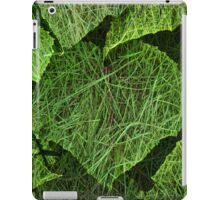 Green Vines iPad Case/Skin
