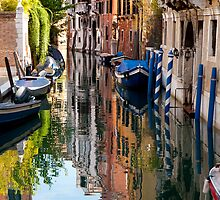 The Colors of Venice by Rae Tucker