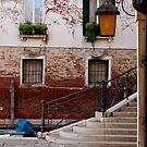 A Little Venetian Corner by Rae Tucker