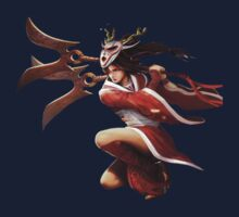 Bloodmoon Akali, League of Legends by Robspk