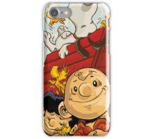 Charlie Brown Snoopy iPhone Case/Skin