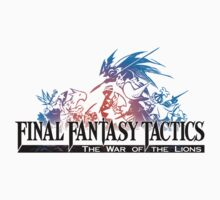 Final Fantasy Tactics: The War of the Lions by malapipa