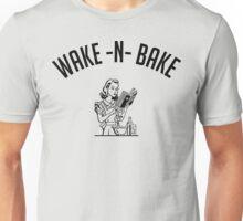 Wake N Bake (v1) Unisex T-Shirt