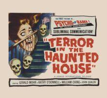 Terror in the Haunted House by GarfunkelArt