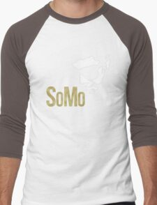 SoMo Men's Baseball ¾ T-Shirt