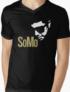 SoMo Mens V-Neck T-Shirt